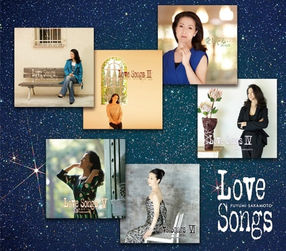 坂本冬美 / LOVE SONGS BOX【CD】【+DVD】