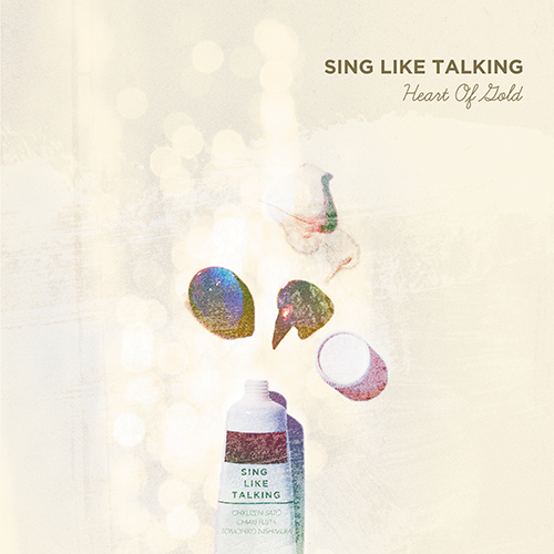 SING LIKE TALKING / Heart Of Gold【完全受注生産盤】【アナログ】
