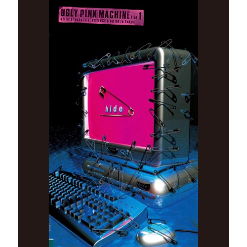 hide / UGLY PINK MACHINE file 1【Blu-ray】