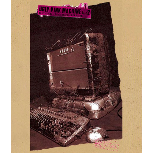 hide / UGLY PINK MACHINE file 2【Blu-ray】
