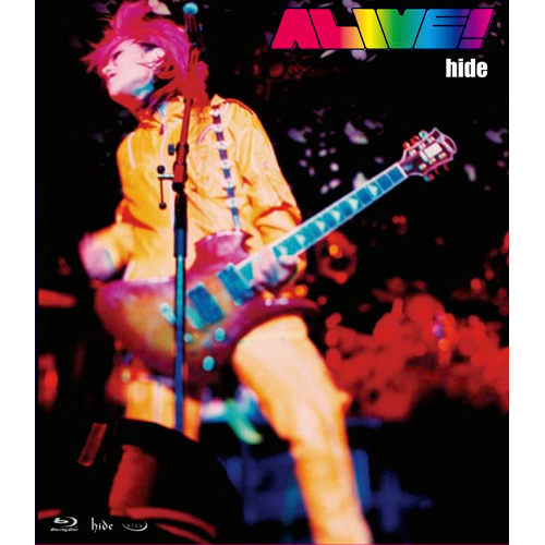 hide / ALIVE!【Blu-ray】
