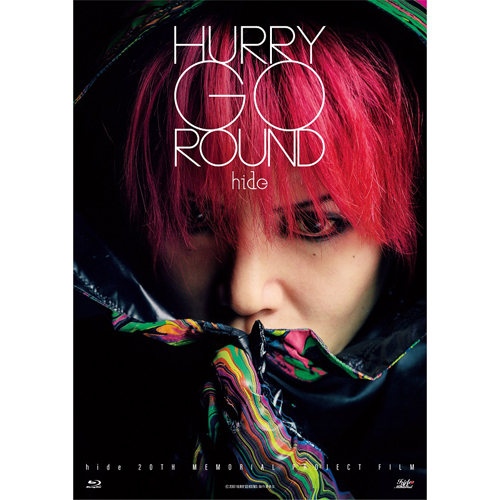 hide / HURRY GO ROUND【通常盤 A】【Blu-ray】