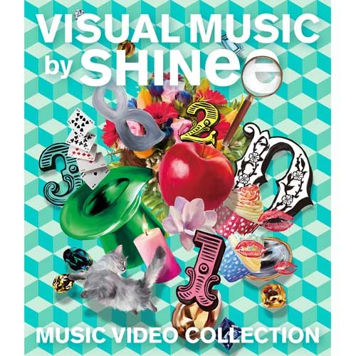 SHINee / VISUAL MUSIC by SHINee ~music video collection~【通常盤】【Blu-ray】