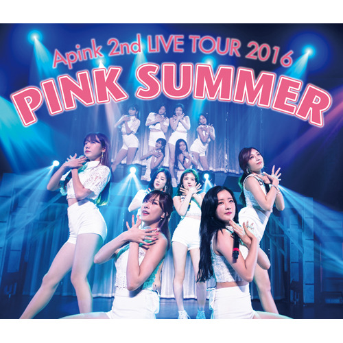 Apink / Apink 2nd LIVE TOUR 2016「PINK SUMMER」at 2016.7.10 Tokyo International Forum Hall A【Blu-ray】