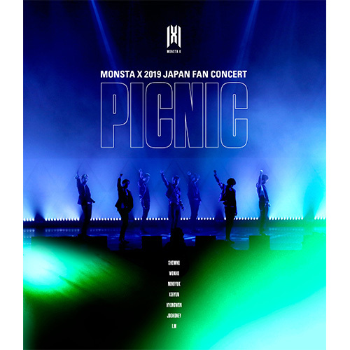 MONSTA X / MONSTA X JAPAN FAN CONCERT 2019[PICNIC]【Blu-ray】