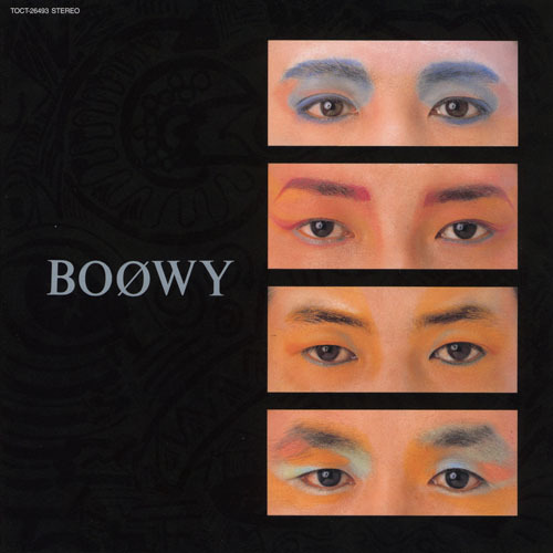 BOφWY / BOφWY +1【Blu-ray Audio】