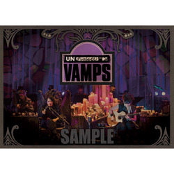 VAMPS『MTV Unplugged:VAMPS』A2ポスター