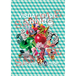 SHINee「VISUAL MUSIC by SHINee」ノート