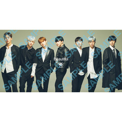 MONSTA X / Beautiful / ポストカード