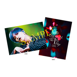 テミン / TAEMIN THE 1st STAGE NIPPON BUDOKAN / BIG POSTCARD Type-B
