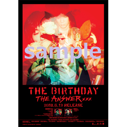 The Birthday / THE ANSWER / 特典