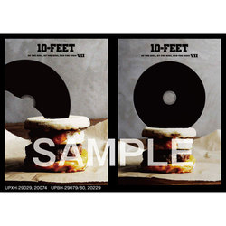 10-FEET / OF THE KIDS, BY THE KIDS, FOR THE KIDS! VII / 特典