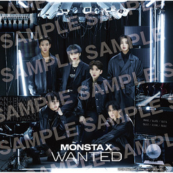MONSTA X / WANTED / ステッカー