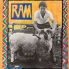 ポール&リンダ・マッカートニー / RAM (50th Anniversary Half-Speed Master Edition)【輸入盤】【UNIVERSAL MUSIC STORE限定盤】【1LP】【アナログ】