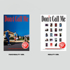 SHINee / Don't Call Me【Photo Book Ver.】【2形態セット】【輸入盤】【CD】