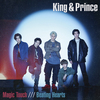 King & Prince / Magic Touch / Beating Hearts【初回限定盤A】【CD MAXI】【+DVD】