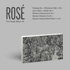 ROSÉ from BLACKPINK / R【CD MAXI】